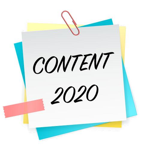 Content 2020